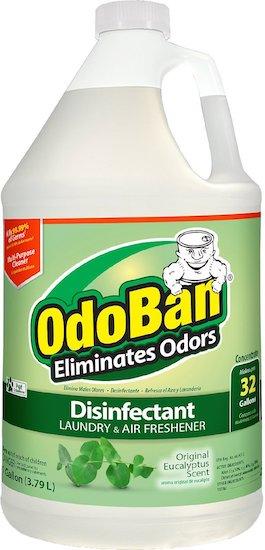 OdoBan cat pee smell eliminator