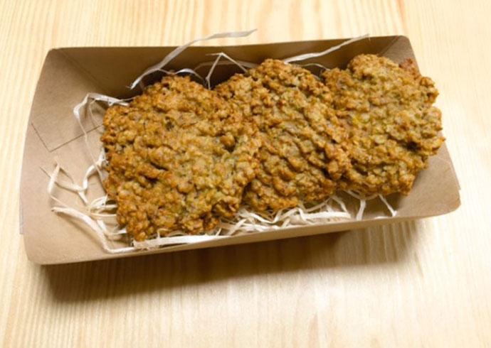 galletas de platano y miel para tu perro