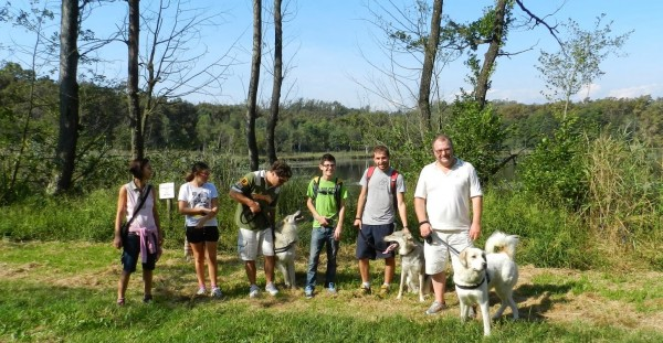 passeggiare con il tuo cane a milano parco monza
