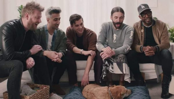 Queer Eye Team Performs Their Signature Makeover on a Shelter Dog [Video]