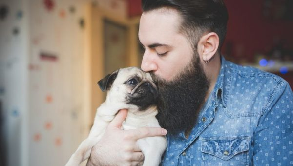 Dogs Carry Fewer Germs Than Bearded Men, According to Science