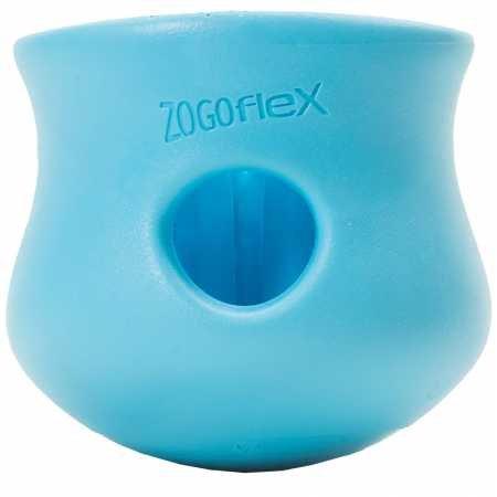 West Paw Zogoflex Toppl treat dispensing chew toy