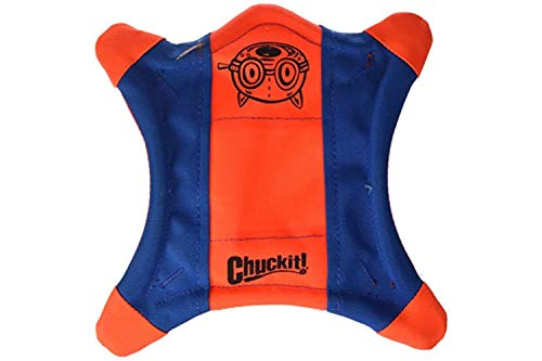 Chuckit flying squirrel floating toy
