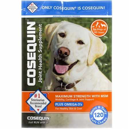 Nutramax Cosequin joint health vitamin for dogs
