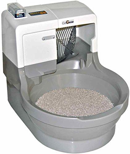CatGenie self-washing and flushing litter box