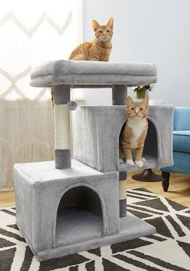 Frisco faux fur cat furniture