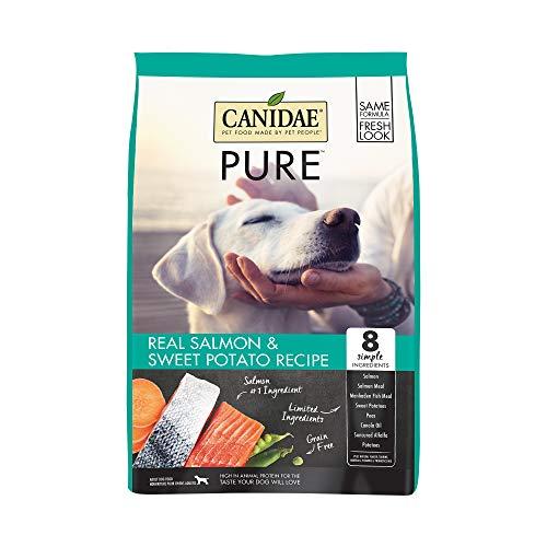 bag of Canidae Pure dog food