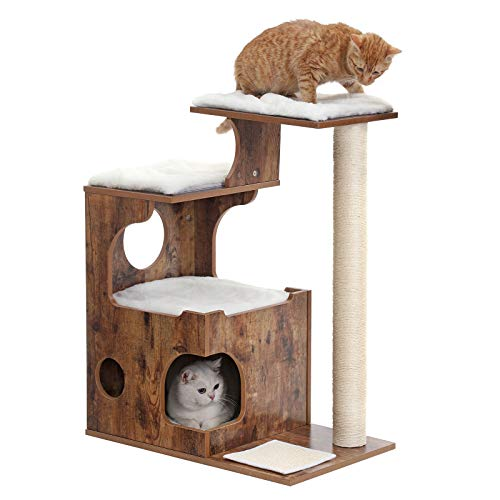 These Modern Cat Trees Will Entertain Your Cat And Enhance Your Decor