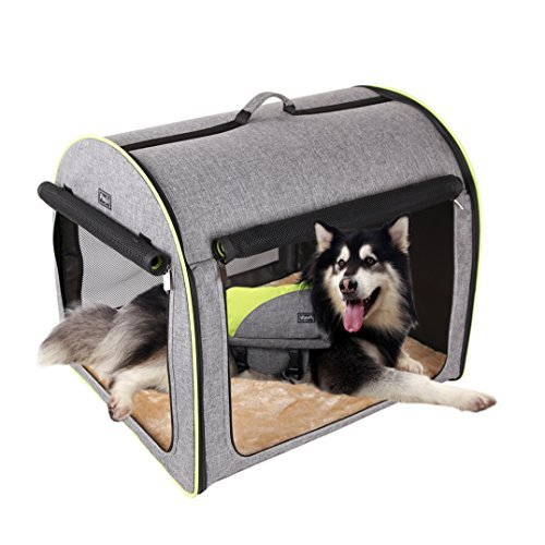 The 12 Best Large Dog Kennels Hard And Soft Sided Crates
