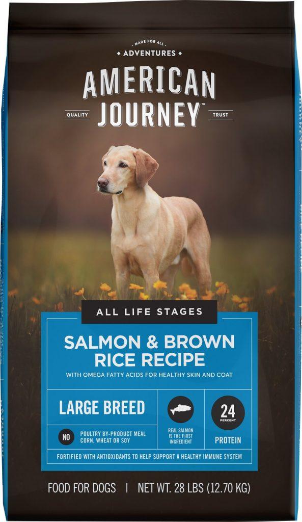 American Journey best dog food for German Shepherds