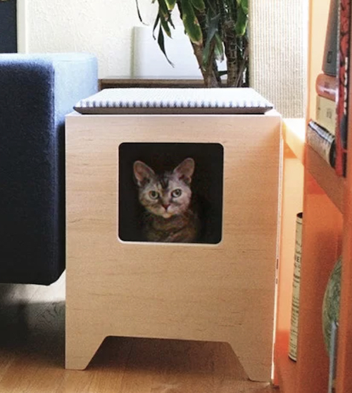 curio modern cat furniture