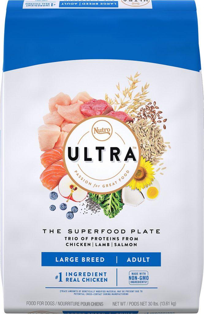 Nutro Ultra food