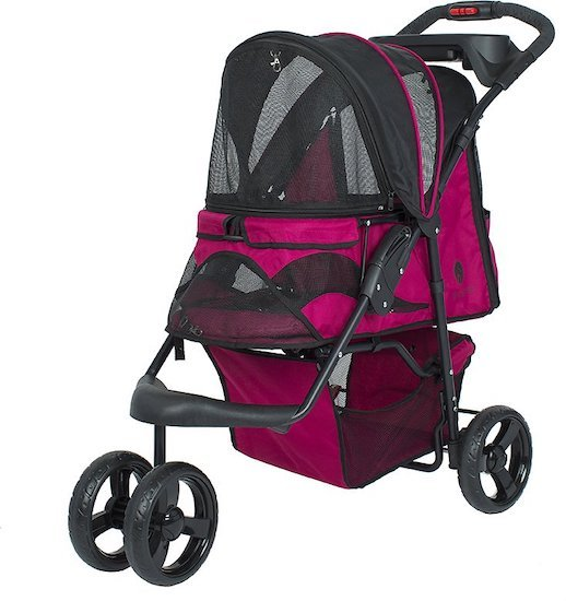 Petique dog and cat stroller