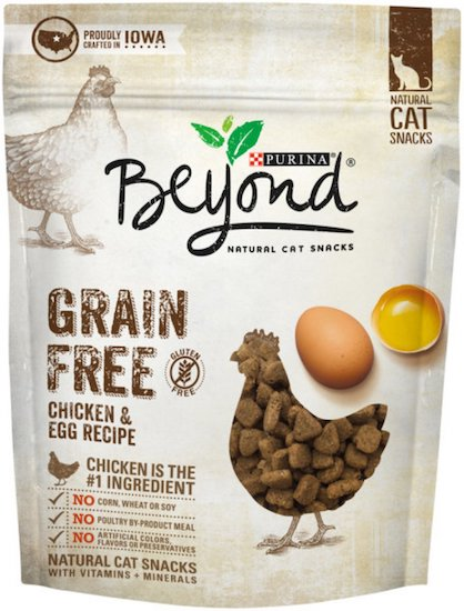bag of Purina Beyond bites