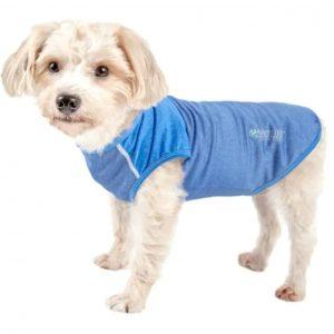 Petco Pet Life active quick dry tank summer dog top