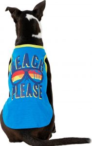 Chewy Pup Crew beach please summer dog top