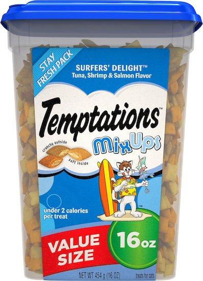 Temptations Mix Ups bites
