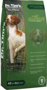 Dr. Tim's active pursuit best dog food for Australian shepherd