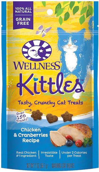 Wellness Kittles cranberry cat treats