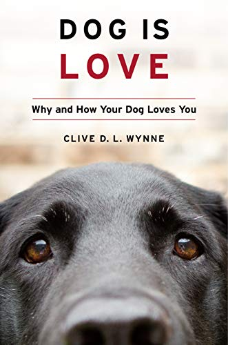 """""""Dog is Love"""" book cover"""