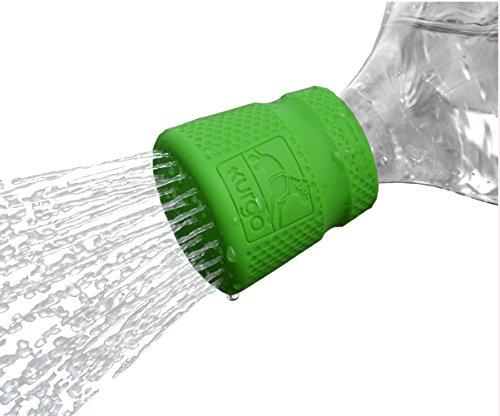 green Kurgo travel shower