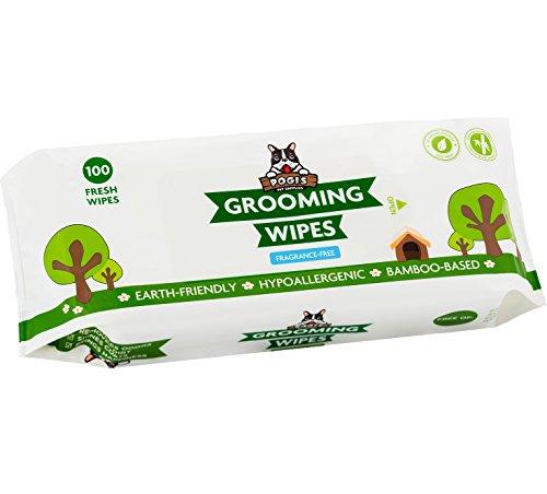 Pogi's grooming wipes