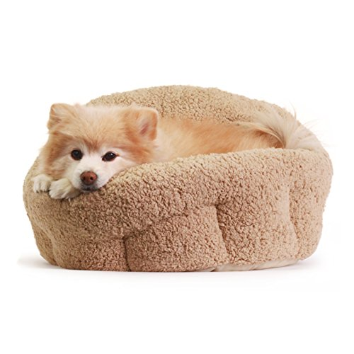Best Friends by Sheri OrthoComfort Sherpa Bolster Bed
