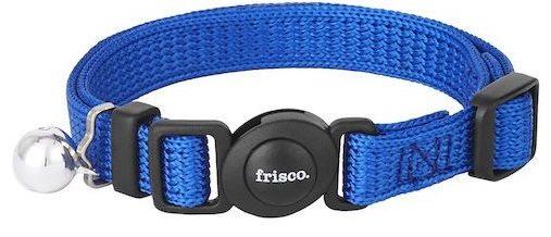 blue Frisco solid collar