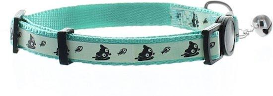 Pawtitas cat collar with bell