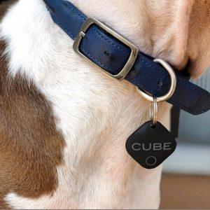 Cube Bluetooth GPS tracker