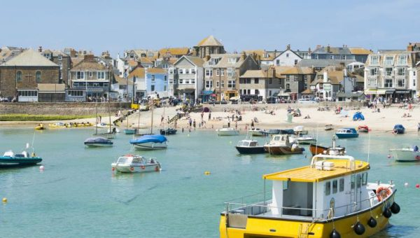 Top Dog-Friendly Beaches in St. Ives