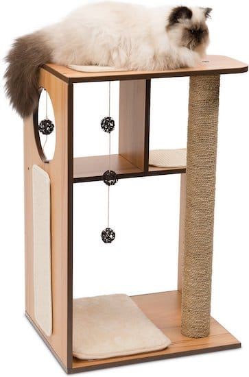 Vesper cat scratching post and tree