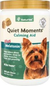 NaturVet Quiet Moments Calming Aid