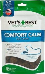 Vet's Best Comfort Calm Treats