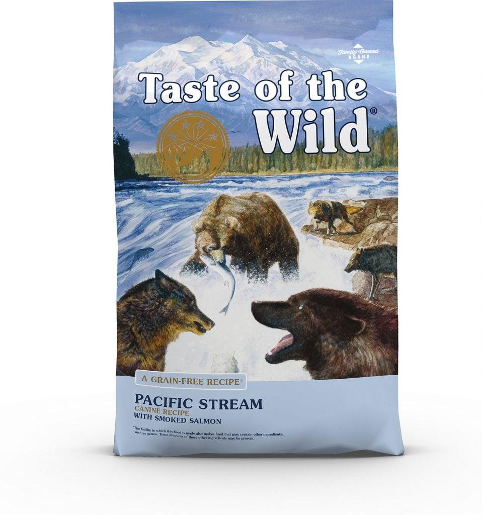 Taste Wild Pacific dog food
