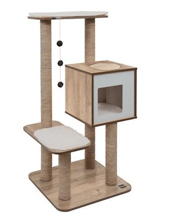 Vesper cat tree for apartments