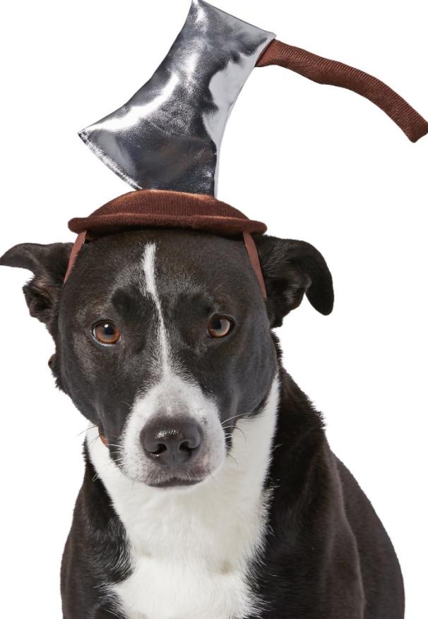 axe headpiece