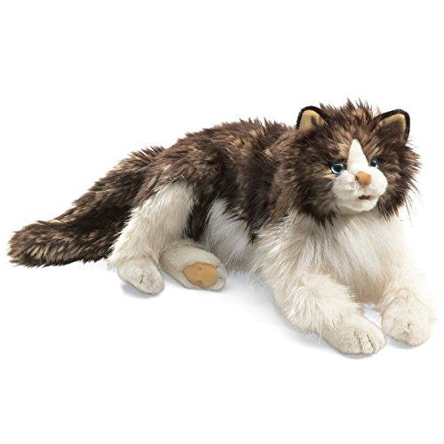 Ragdoll cat handpuppet gift