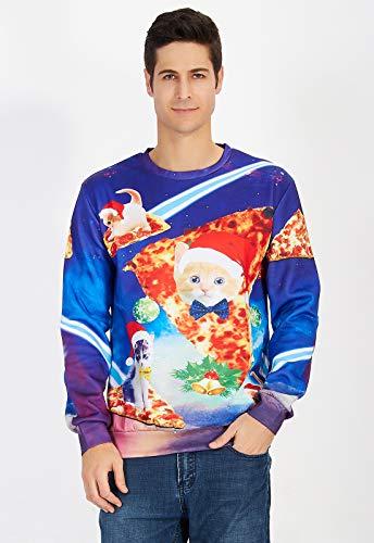 pizza kittens sweatshirt