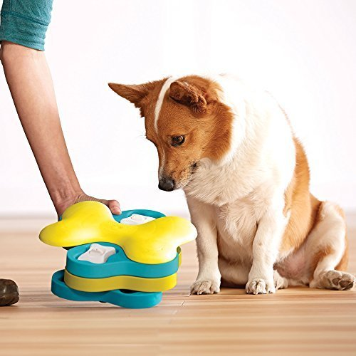 puzzle pour chien de la marque Nina Ottosson