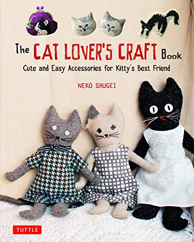 """The Cat Lover's Craft Book"""