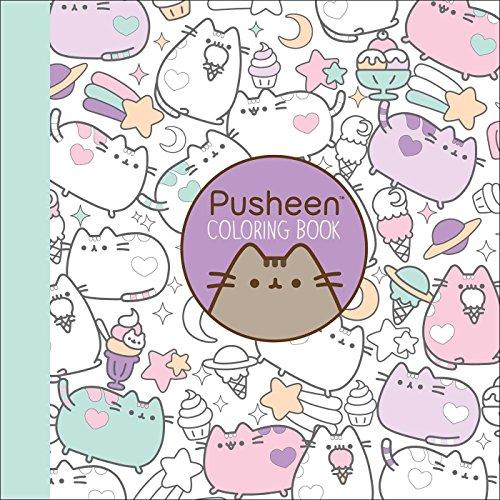 Pusheen character book