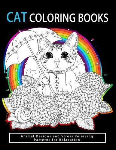 """""""Cat Coloring Books"""""""