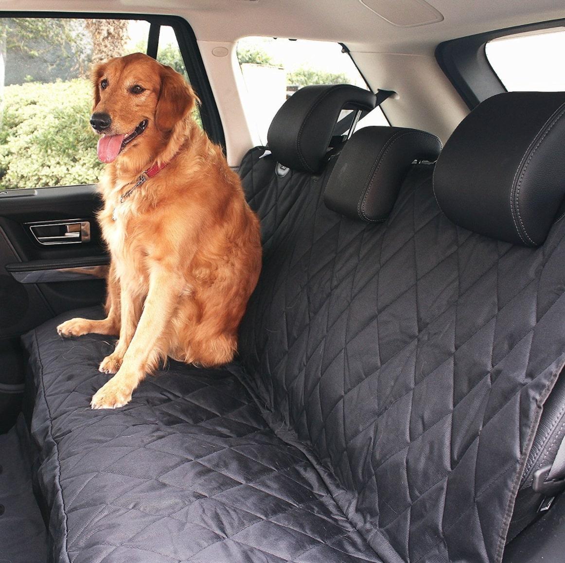 BarksBar Luxury Waterproof Car Seat Cover