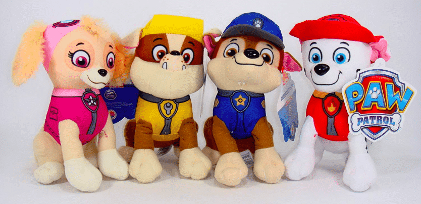 Paw Patrol Dog Names All The Character Names Plus Popularity The Dog People By Rover Com