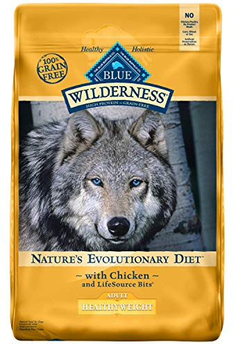 Blue Buffalo Wilderness Healthy Weight food