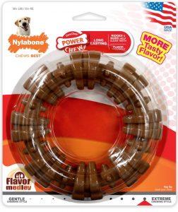 Nylabone DuraChew textured ring
