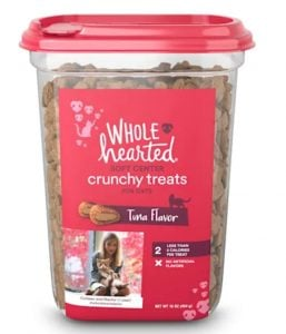 WholeHearted Black Friday pet deal treats for cats
