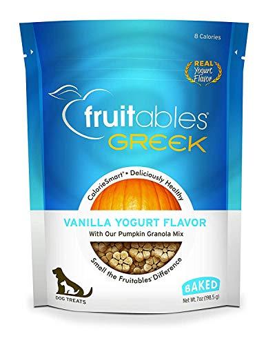 Fruitables Greek vanilla yogurt crunchy treats