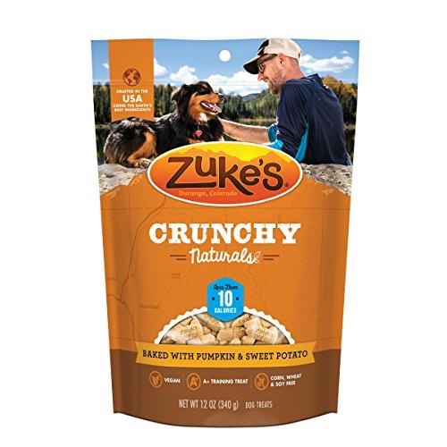 Zuke's Crunchy Naturals winter dog treats